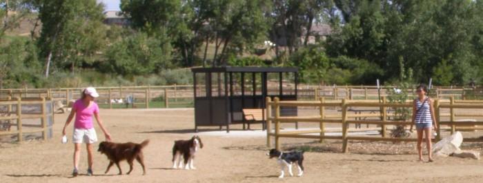 Boulder Valmont Dog Park